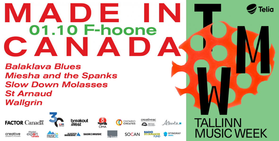Made in Canada Showcase at TMW