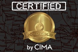 Certified by CIMA