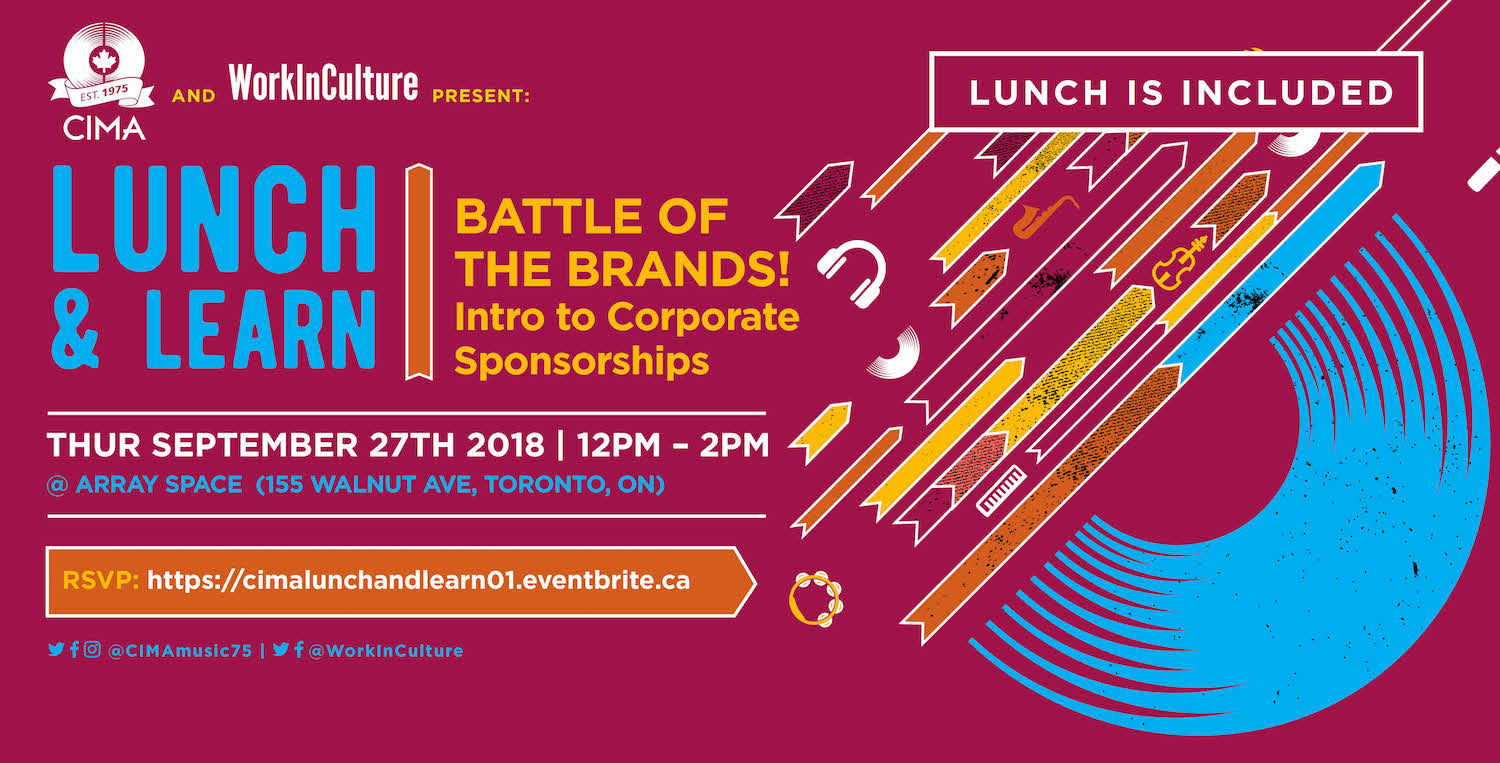 3f617254f3d8 Lunch   Learn 01  Battle of the Brands! Intro to Corporate Sponsorships