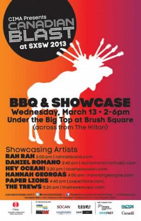 Poster_SXSW_2013_Canadian_Blast_BBQ
