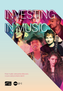 IFPI investing in music