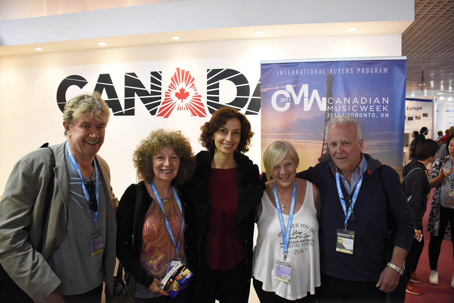 Midem 16-06-04 CMW JustinTime CIMA Fr Culture Minister Audrey Azoulay