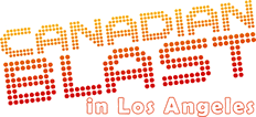 Canadian Blast in Los Angeles logo