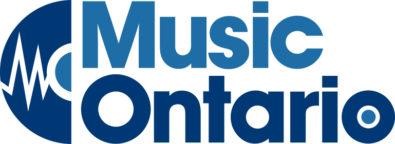 Music Ontario logo print