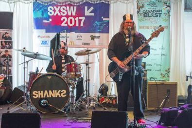 SXSW - Artist The Shanks CH 174
